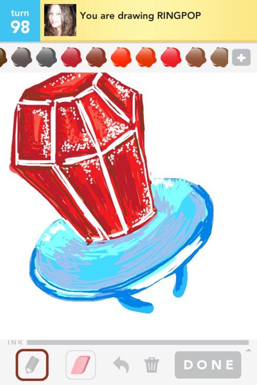 500x750 Ringpop Drawings