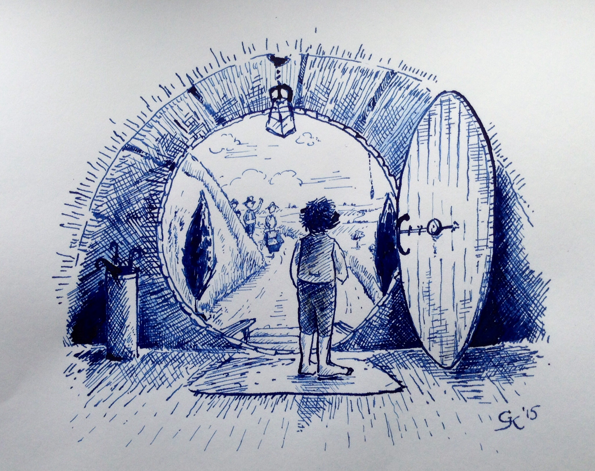 2046x1622 Reading And Drawing The Lord Of The Rings Part 2 Enter Frodo