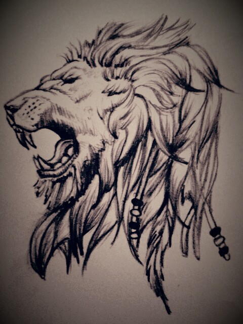 480x640 Can You Tell I'Ve Been Obsessed With Lions Lately Haha Tattoo