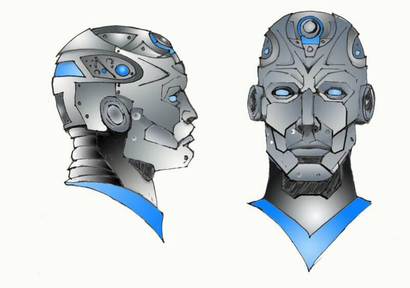 800x562 Robot Costume Designs