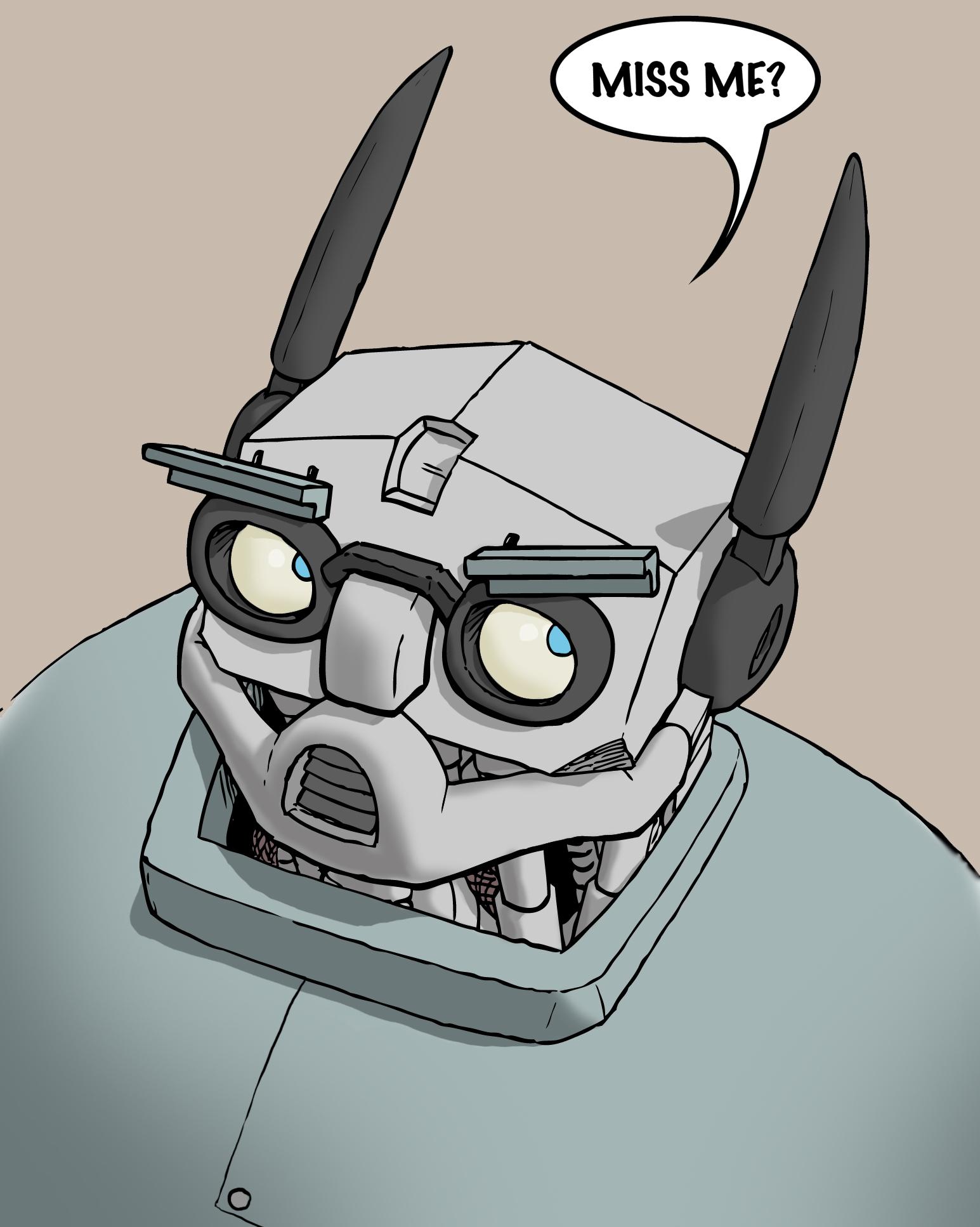 1545x1934 Robot Samgarlandillustrations