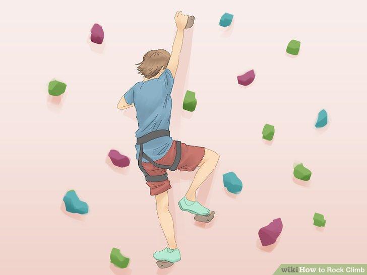 728x546 3 Ways To Rock Climb