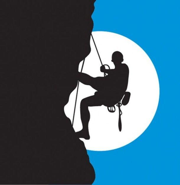 610x626 Free Graphic For Invitation Honza Rock Climbing