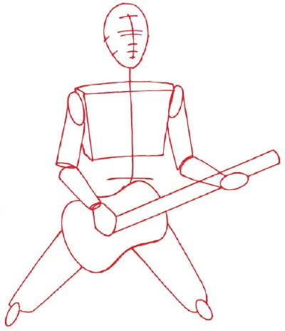 400x465 1 Sketch The Body