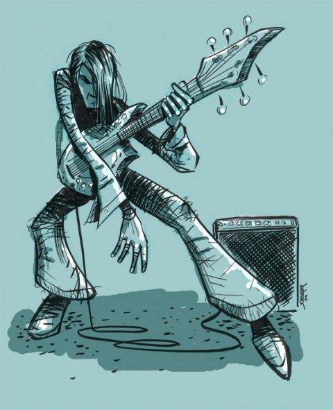 480x591 Rocker Sketch