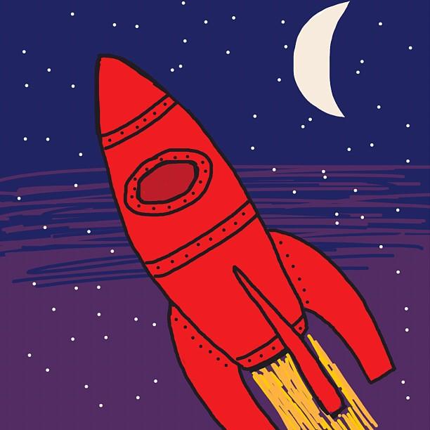 612x612 Rocket