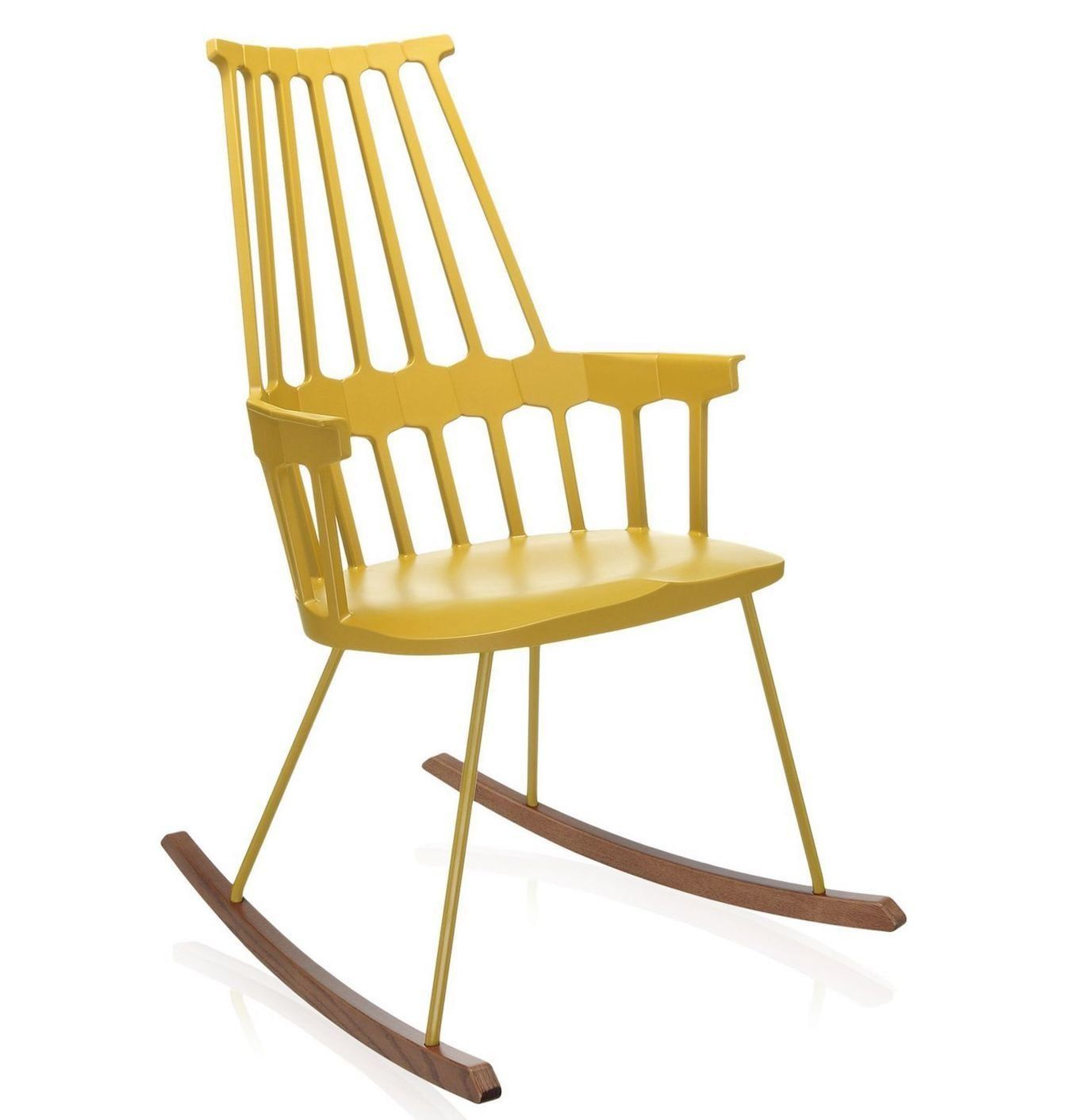 1350x1412 Kartell Comback Rocking Chair By Yliving Patricia Urquiola
