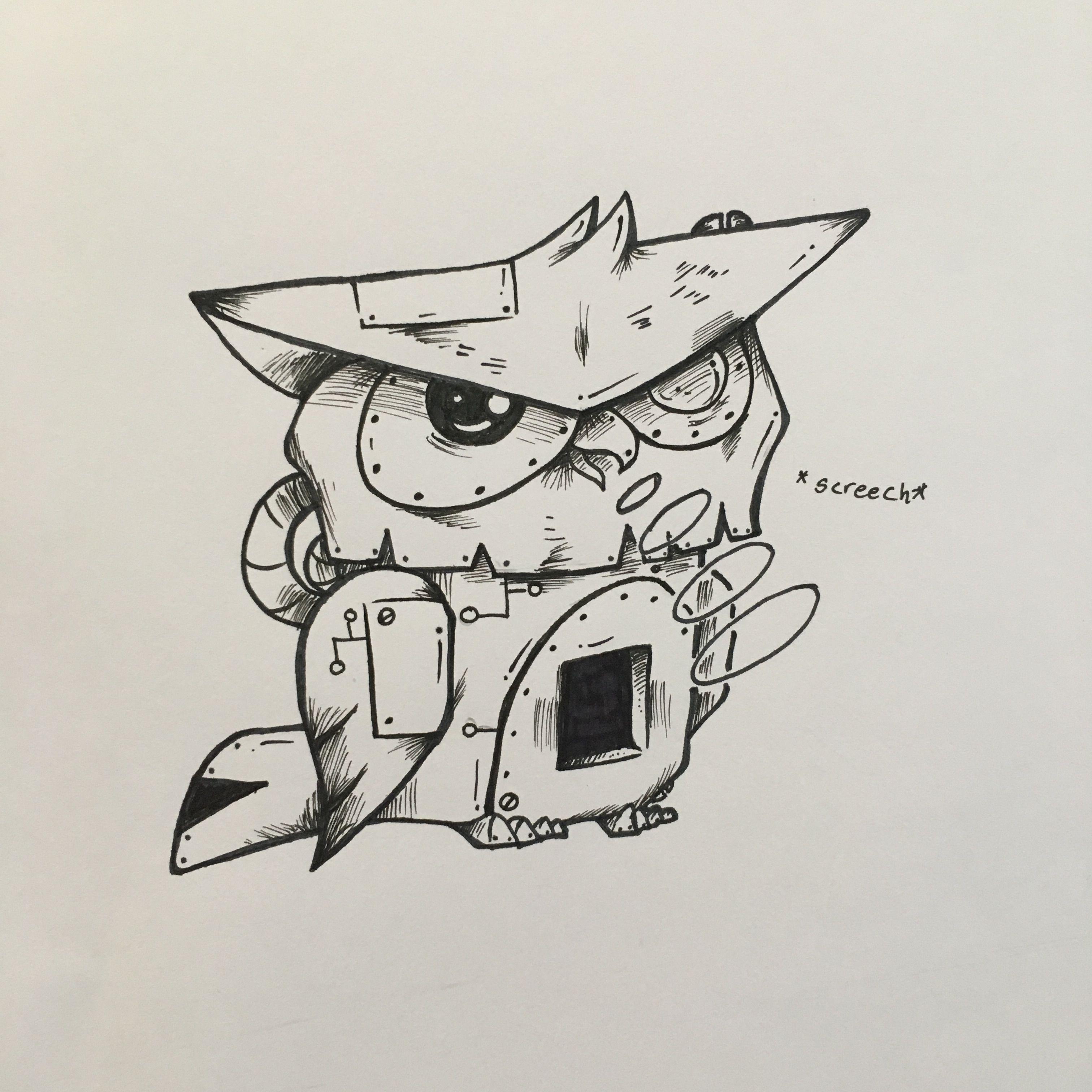 3024x3024 Owl