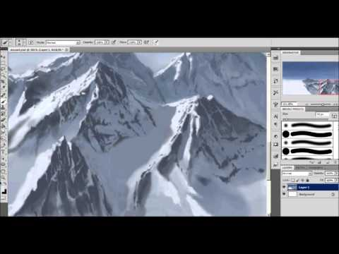 480x360 How To Draw Rocky Mountains