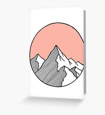 210x230 Rocky Mountains Drawing Stationery Redbubble