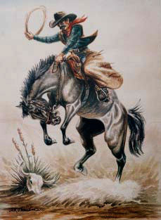 229x313 Jack Wells Western Art And Rodeo Art And Cowboy Drawings, Cattle