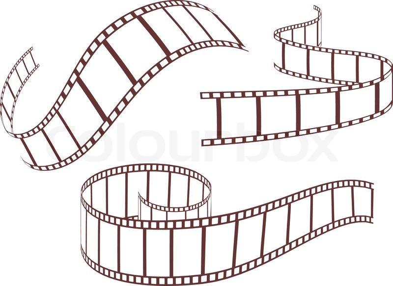 800x583 Roll, Vector, Film Stock Vector Colourbox