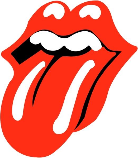 523x600 Rolling Stones Free Vector In Encapsulated Postscript Eps ( Eps