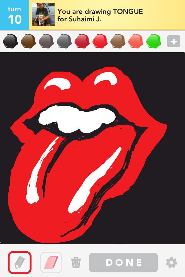 640x960 Lol A Rolling Stones Tongue