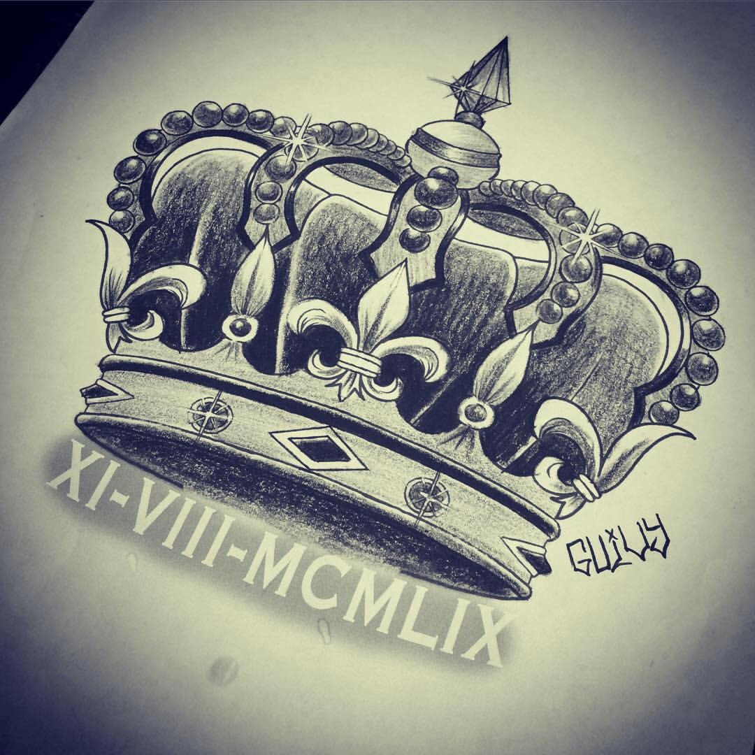 1080x1080 I Do Not Like Roman Numerals Under Crown, But