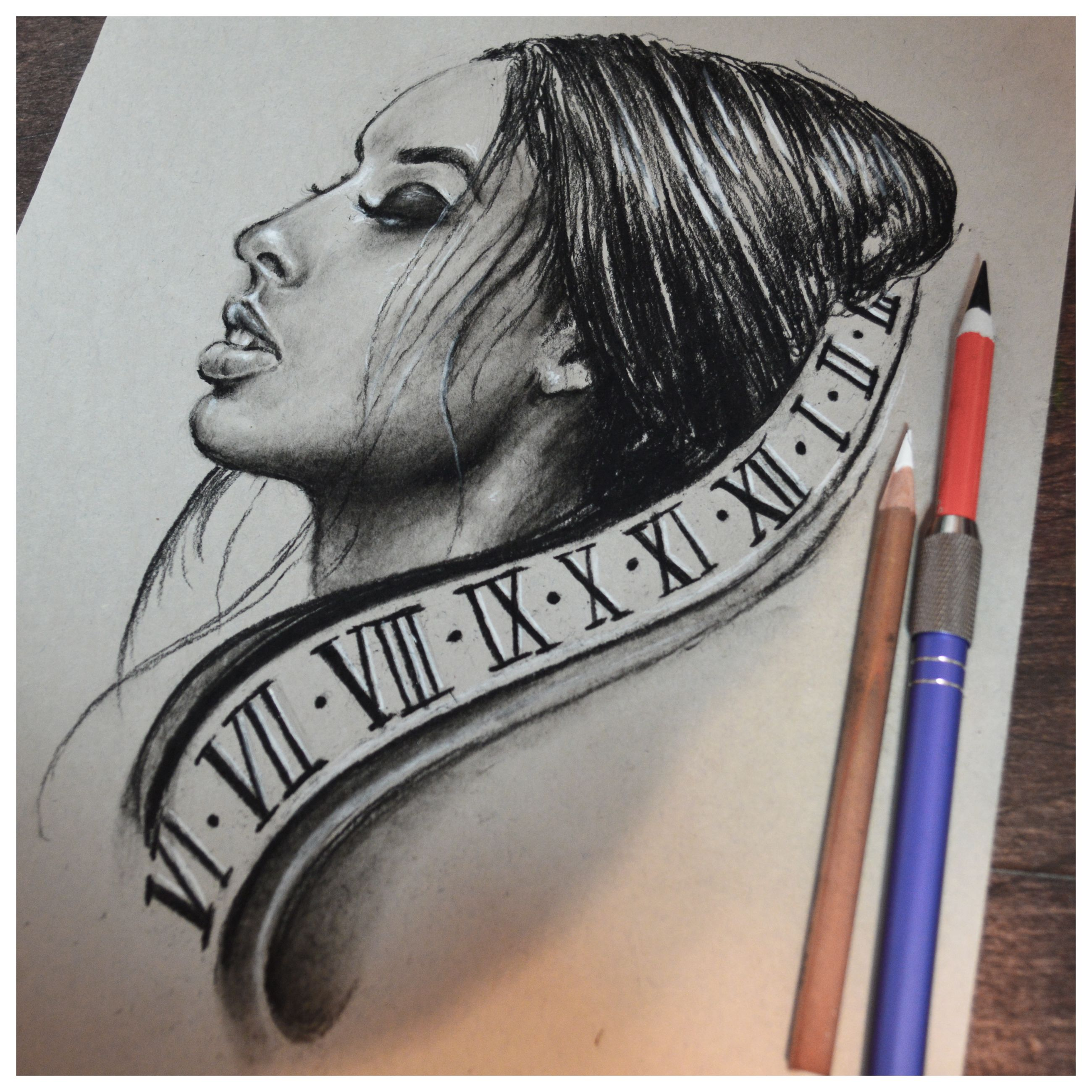 2600x2600 Random Sketch By @jeremyworst Tattoo Drawing Artwork My Art Draw