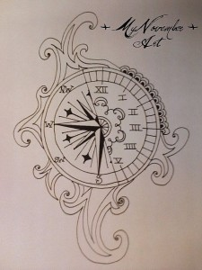 225x300 Beautifull Tattoo Except Continue Roman Numerals All The Way