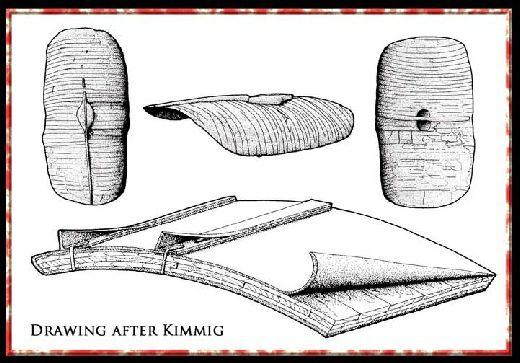 520x363 Fayum Kasr El Harit Scutum. Ancient Roman Shields (753 Bce 476