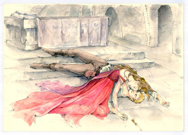 650x465 Romeo Amp Juliet Costume Sketches Sketches And Drawings