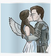 210x230 Romeo and Juliet Drawing Posters Redbubble