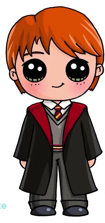 341x720 Ron Weasley Shrinky's Ron Weasley, Harry Potter