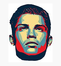 210x230 Cristiano Ronaldo Drawing Photographic Prints Redbubble