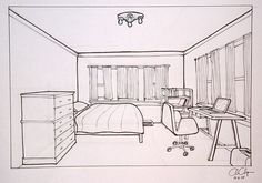 236x165 1 Point Of View Room In Drawing Drawings From Floor Plans