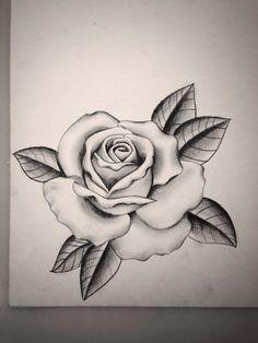 236x314 Tatoo Art Rose Rose Tattoo Design By Alyx Wilson Society6