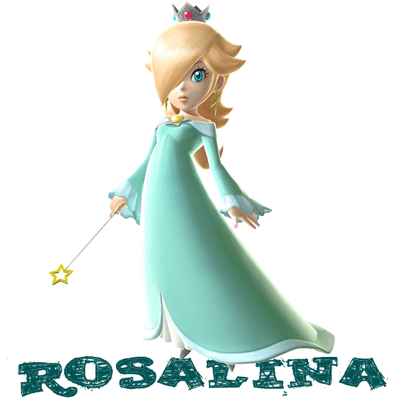 400x400 How To Draw Rosalina From Wii Mario Kart Step By Step Drawing