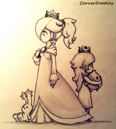 400x447 Rosalina's Past By On @