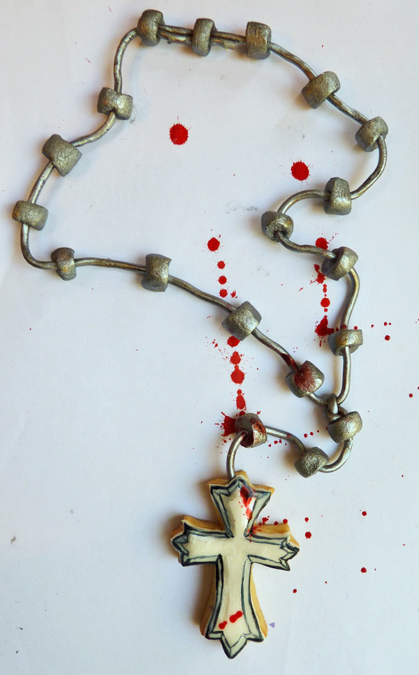 600x967 Asylum Press Pack Edible Rosary Beads Emma Thomas (Miss Cakehead)