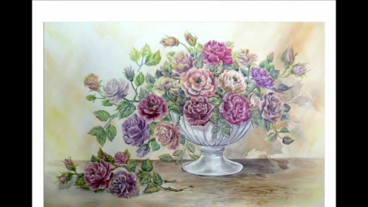 Rose Bunch Drawing at GetDrawings.com | Free for personal use Rose ...