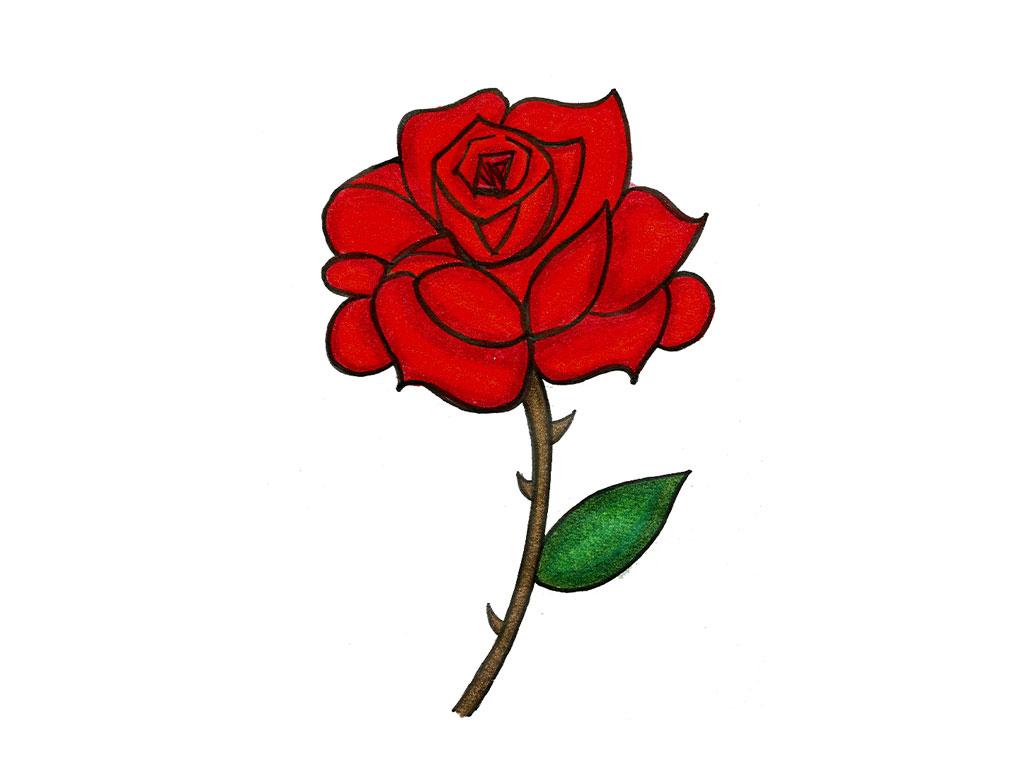 rose cartoon drawing at getdrawings com free for personal use rose rh getdrawings com red rose cartoon images cartoon compass rose images