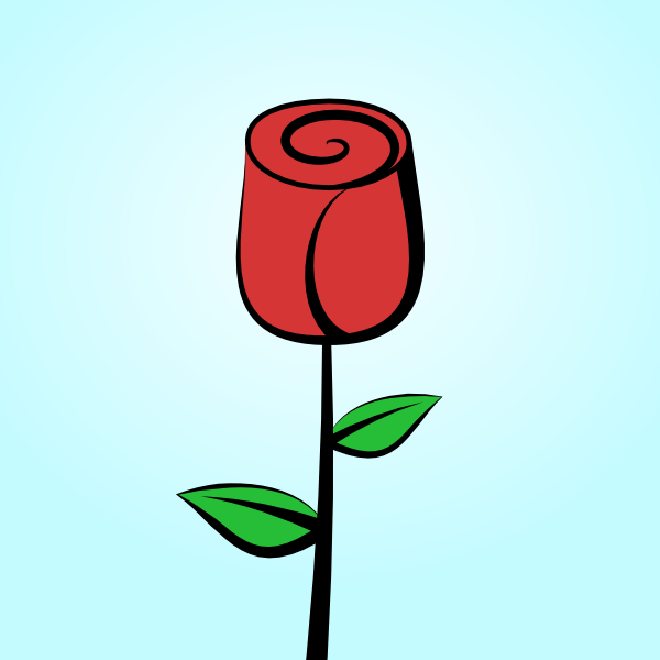 rose drawing clip art at getdrawings com free for personal use rh getdrawings com how to do clip art in microsoft word how to do clip art on word 2016