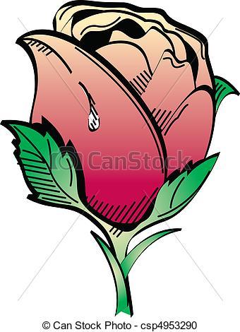 340x470 Tattoo Design Rose Clip Art. Tattoo Design Of A Beautiful