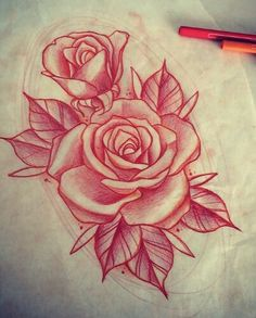 236x293 Black Rose Drawing Tattoo Black Rose Designs Rose Black And White