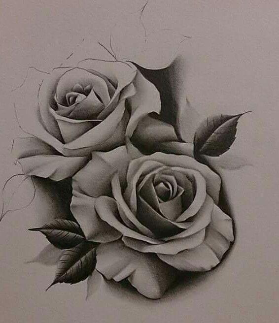 Rose Tattoos Drawing at GetDrawings   Free download