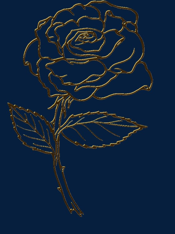 562x750 Pen Drawing A Rose With Thorns, Pen Drawing, Barbed, Rose Png
