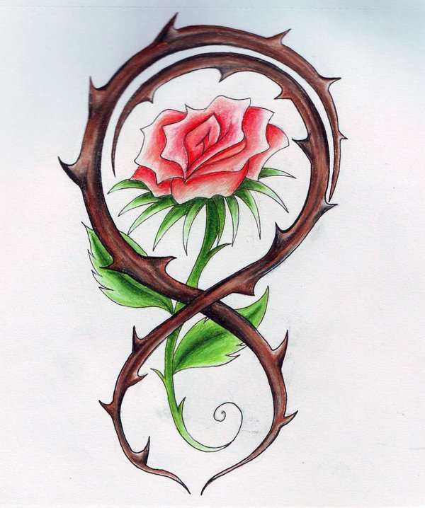 600x718 Rose N Thorns Design By Bexyboo16