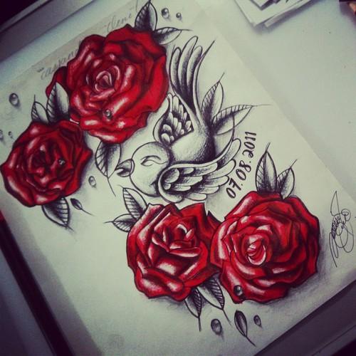 500x500 Tattoo