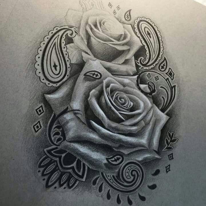 720x720 Latest Chicano Tattoo Designs