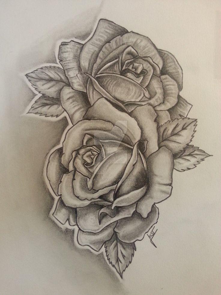 736x981 2 Roses
