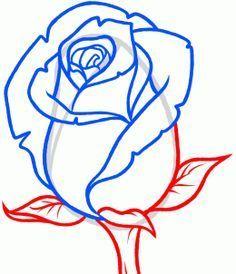 236x274 How To Draw A Peony, Peony Flower, Step By Step, Flowers, Pop