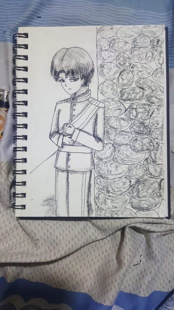 576x1024 Levi Ackerman Drawing ~finished~ Anime Amino