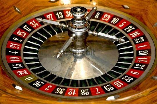 540x360 Roulette Wheel