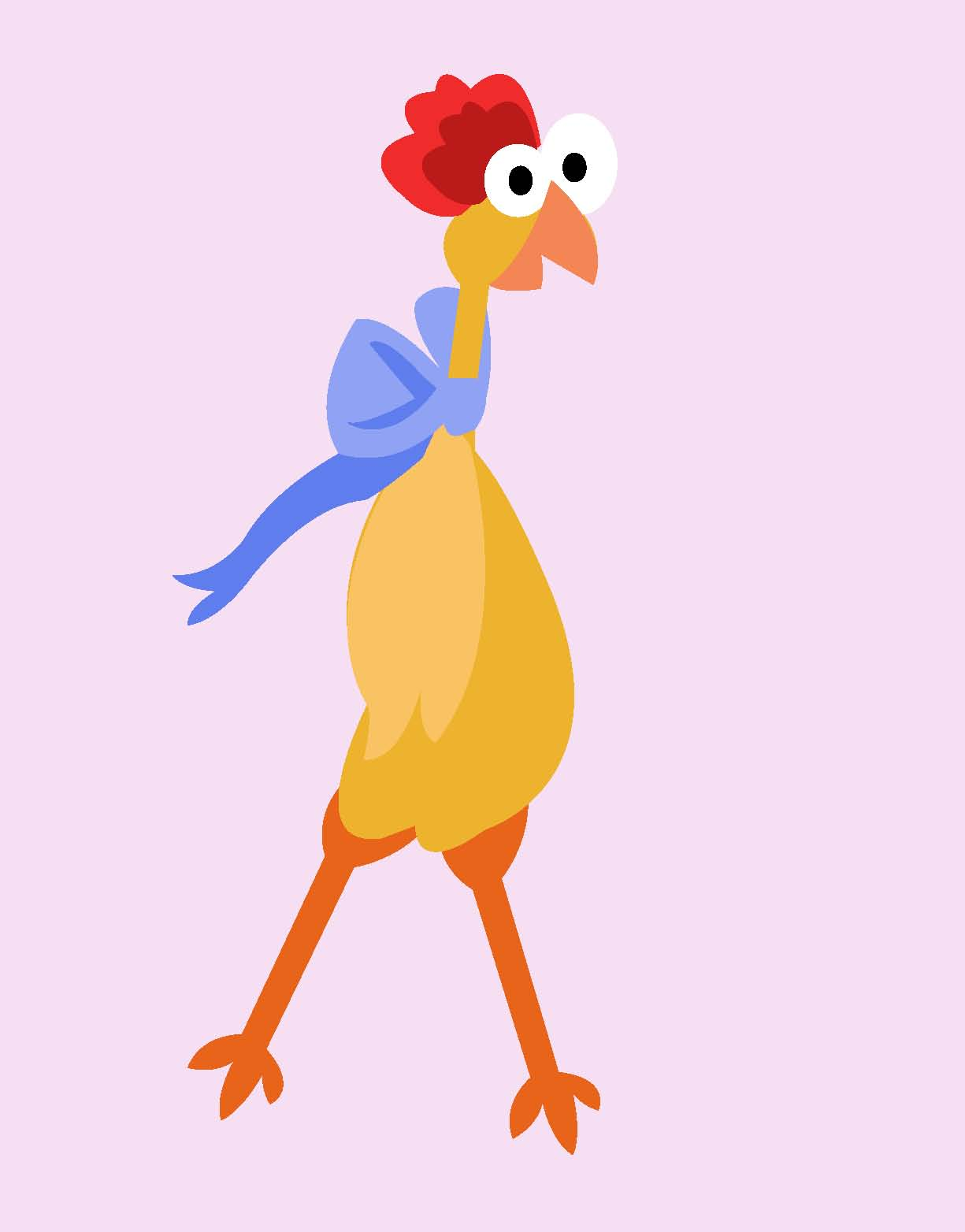 1225x1564 I Love Chickens This Is My Lovely Rubber Chicken Vector I Made
