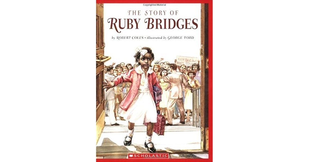 1200x630 The Story Of Ruby Bridges By Robert Coles