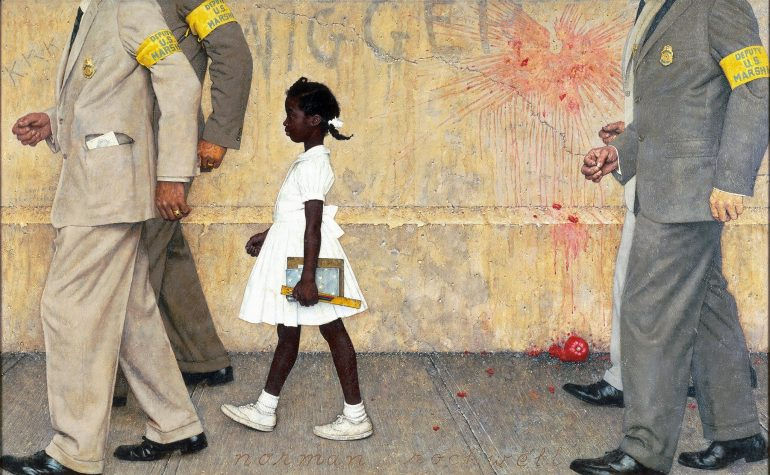 770x475 The Young And Courageous Ruby Bridges Stmu History Media