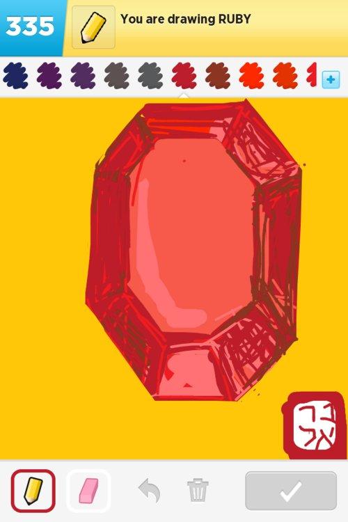 500x750 Ruby Drawings