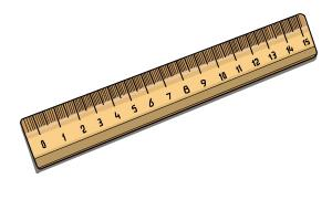 300x200 How To Draw A Ruler